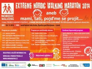 nordic walking maraton