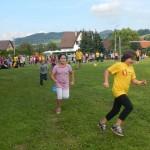 Běh starších dětí