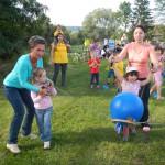 Přenášení balónu
