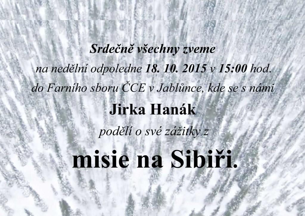 Sibor-pozvanka